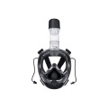 Full Face Snorkel Mask 180 Degree View
