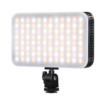 TWISTER.CK LED Flash Fill Camera video light 2700-6500K supplement lamp For Gopro for Nikon Canon DSLR photography Lighting Lamp