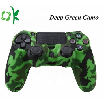 High Quality Camouflage Silicone Protective Gamepad Case