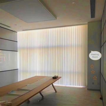Electric Vertical Window Curtain Blinds