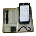 Industrial IP67 rugged android wireless PDA 5502 barcode scanner Europe
