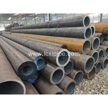 DIN St44 CARBON seamless steel pipe