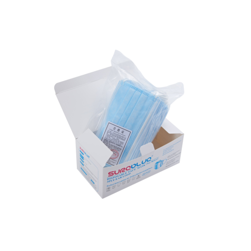 3-Ply Disposable Mask with Earloop