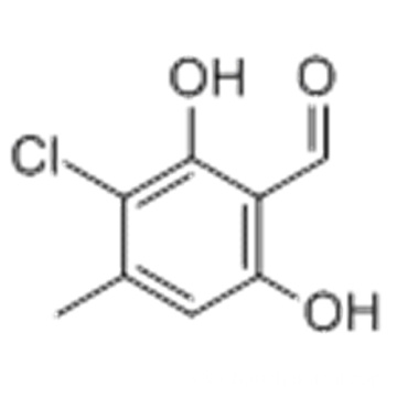Benzaldehyde,3-chloro-2,6-dihydroxy-4-methyl CAS 57074-21-2