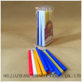 Hot Sale 100% paraffin Jewish Chanukah Candle Kits