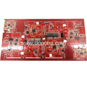 Red Multilayer PCB Assembly and Manufacturing Companies