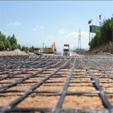 Biaxial/ Uniaxial Stretch Geogrid for Soil Reinforcement