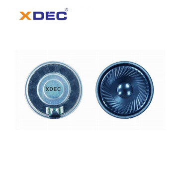 XDEC clear voice 50mm 8ohm 1w outdoor speaker