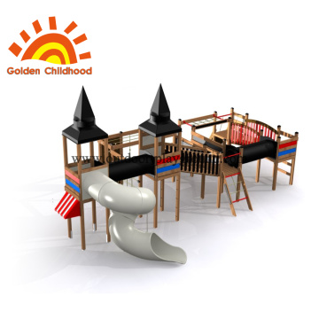 Facility outdoor playground accessories shade
