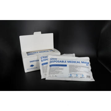 3 ply medical disposable breathable face mask