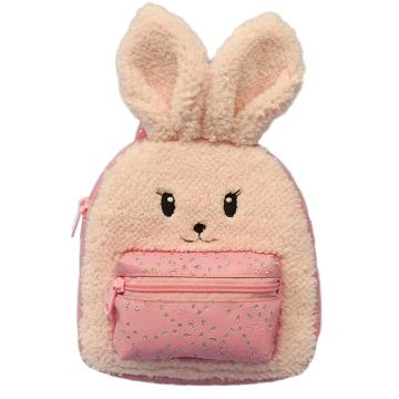 ANIMAL PLUSH RABBIT BACKPACK-0