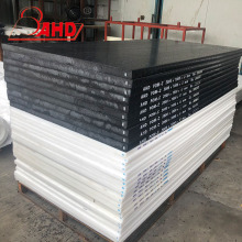 Extruded Polymer Plastic Delrin Plate Acetal Pom Sheet