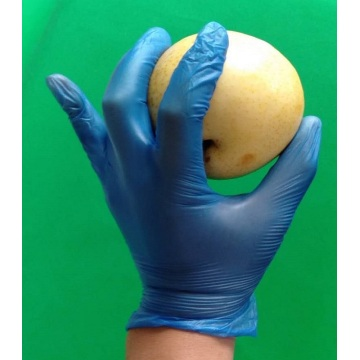 Hand gloves vinyl disposable non sterile powdered and powder free