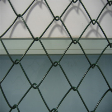 Protecting Iron Wire Critter Gurd Chain Link Fence