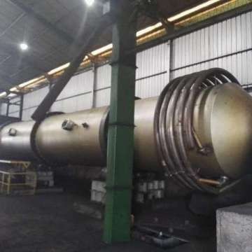 Steel Plate Carbonization Furnace