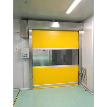 220V 380V Energy Saving Automatic High Speed Door
