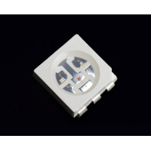 Common Bright SMT RGB 5050 LEDs Epistar Chips