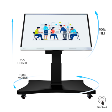 55 inches Classroom Artificial Intelligence Touch Screen
