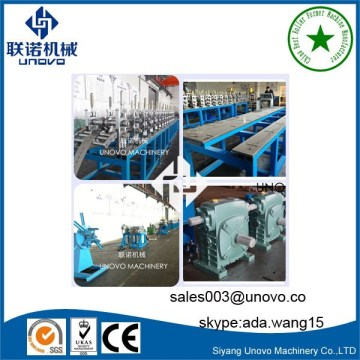 photovoltaic solar structure section unistrut forming machine