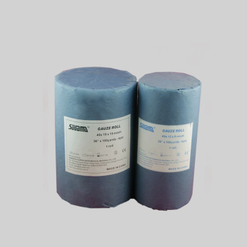 Surgical Absorbent Medical Cotton Gauze Roll