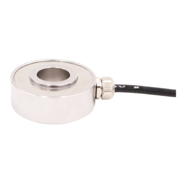 Mini Digital Donut Load Cell For Weighing 5KN