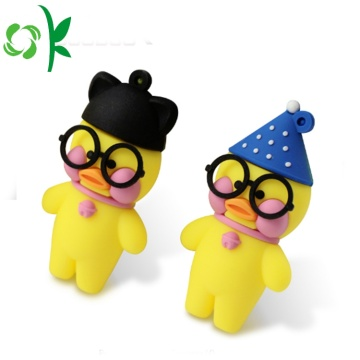 Cartoon Silicone U Disk Case Micro USB Cover
