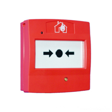 Manual Call Point with Filp Protective Cover