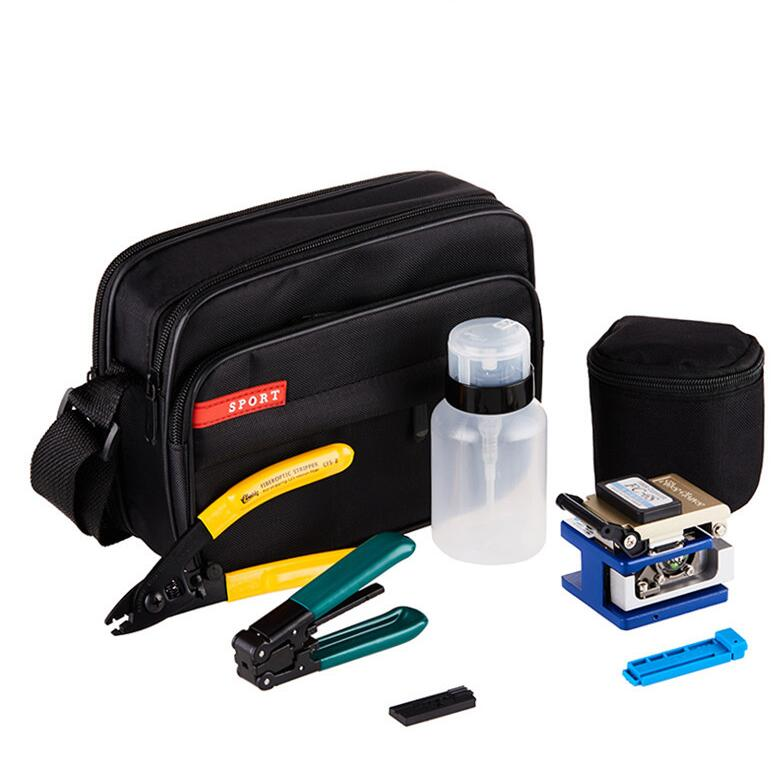 cable tool kit with Optical Power Meter High quality fiber optic equipment for FTTH FTTB FTTX Network
