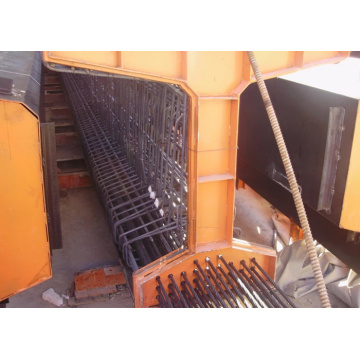 Factory Direct Bridge Segment Steel T-Beam Formwork System