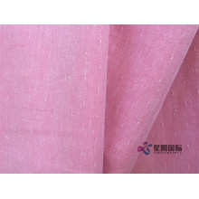 Fashionable Design Pink Jacquard Cotton Fabric