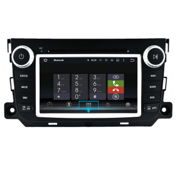 7 inch Car Radio DVD for Smart
