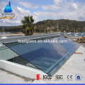 8mm 10mm 12mm Tempered Laminated Glass For Roof