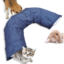 Crinkle Play Tunnels for Pets