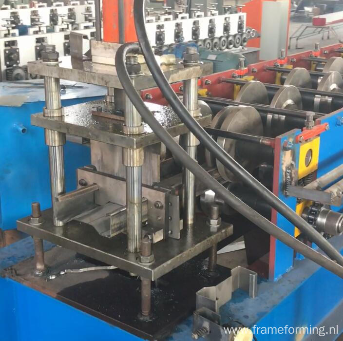 M Section Profile machine M Section Profile making machine M Section Profile roll forming machine
