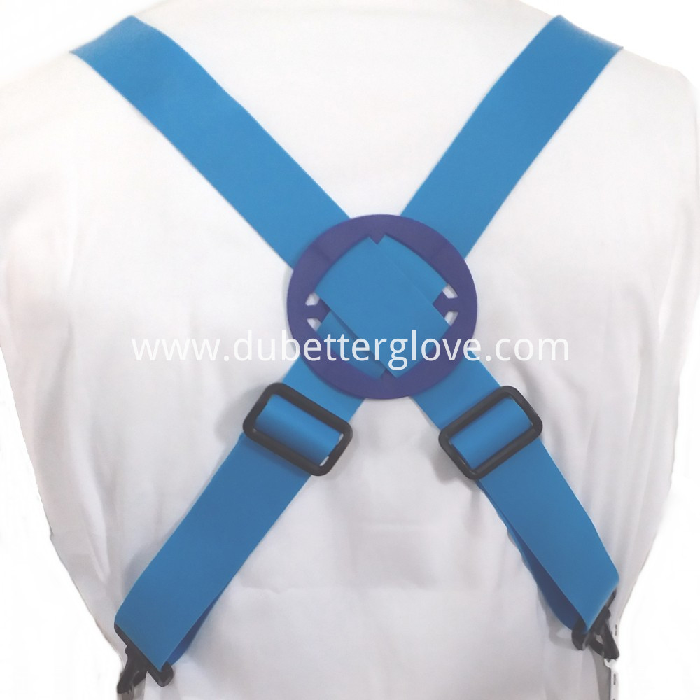 mesh apron with TPU belt