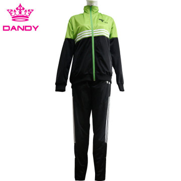 Customized autumn sports tracksuit