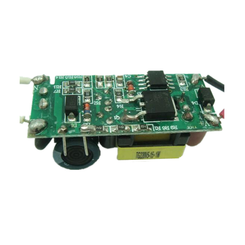 LED Driver 6-18W No Flicker dimmable silicon control constant current dimming power supply 110 220V 280mA free shipping 10pcs