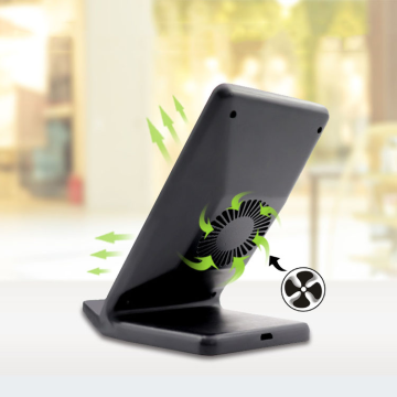 Qi Smartphones Fast Wireless Charger Stand