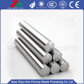Best price polished Tungsten round bar