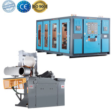 medium frequency induction furnace for aluminium melting