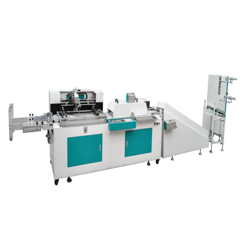 Automatic Ribbon screen printing machine