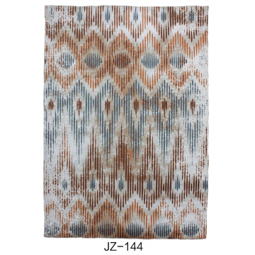 Printed Carpet with Polyester