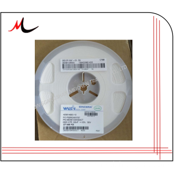 100nF 25V X7R 0805 Ceramic capacitors