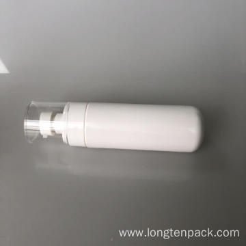 100ml PET bottle with lotion pump for cream