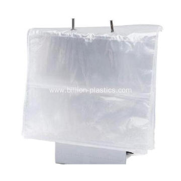 Transparent PE Saddle Bag