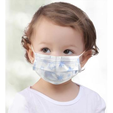Disposable children mask face surgical mask factory