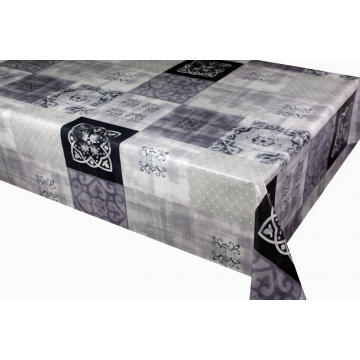 Pvc Printed fitted table covers Halloween