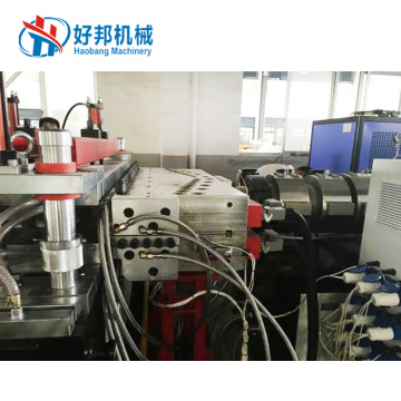 PVC foam board extrusion machine/WPC foam board machine