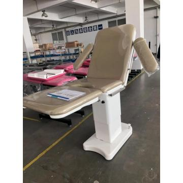 hospital electric gynecology table