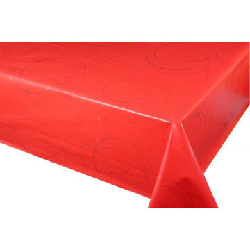 Elegant Tablecloth with Non woven backing Wall